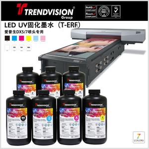 UV固化墨水 (T-ERF)适用于爱普生DX5/DX7喷头