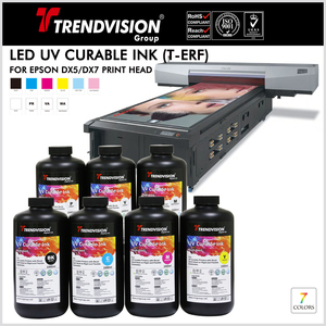 (T-ERF) UV Curable Ink For Epson DX5